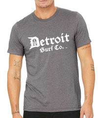#2 Detroit Surf Co. Classic logo T-Shirt