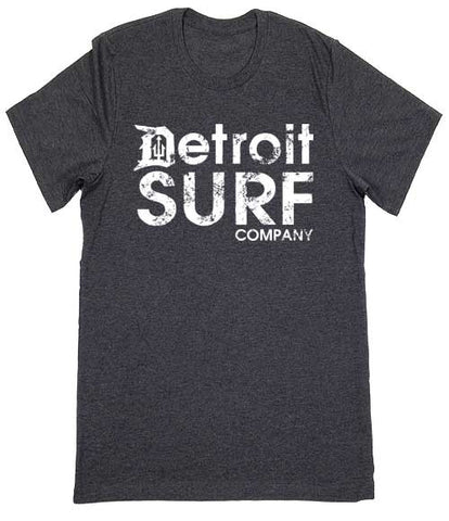 Detroit Surf Company logo T-Shirt - Detroit Surf Co. - 1