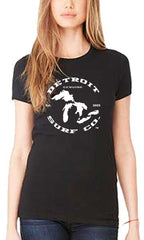 Ladies Great Lakes Tee - Detroit Surf Co. - 3