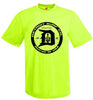 Hi-Vis Performance Circle Logo T-shirt