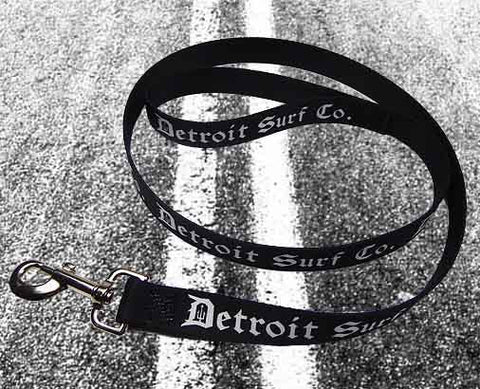 Detroit Surf Co. Dog Leash 4′ - Detroit Surf Co.