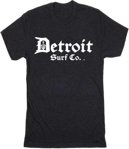 Detroit Surf Co. Classic logo T-Shirt - Detroit Surf Co. - 1