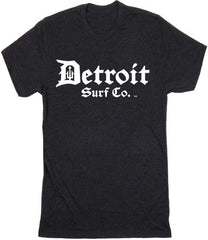 Detroit Surf Co. Classic logo T-Shirt - Detroit Surf Co. - 4