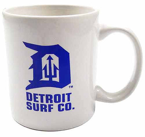 Detroit Surf Co. Coffee Mug - Detroit Surf Co. - 1