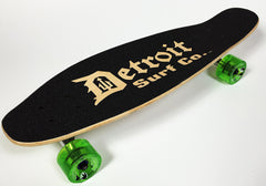 Joe Louis Fist Mini Cruiser - Detroit Surf Co. - 2