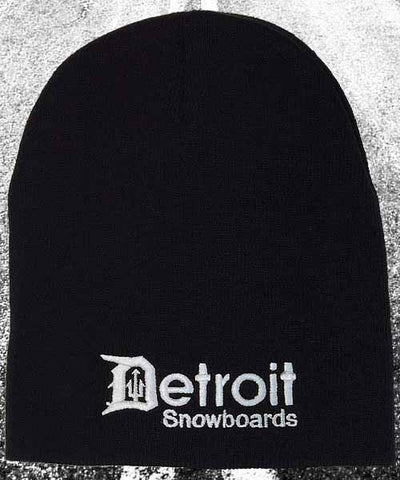 Detroit Snowboards Beanie - Detroit Surf Co.