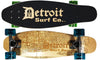 Detroit Street Map Mini Cruiser - Detroit Surf Co. - 1