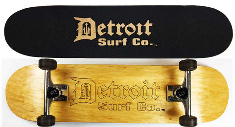 Detroit Ripper Skateboard