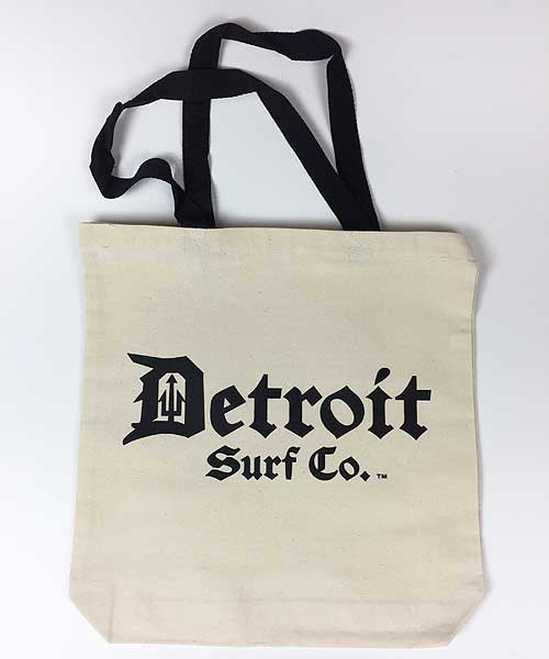Detroit Surf Co. Tote Bags