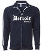 Detroit Surf Co. Unisex Track Jacket