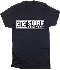 313 Surf Co. logo T-Shirt - Detroit Surf Co. - 2