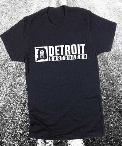 Detroit Surfboards logo T-Shirt - Detroit Surf Co. - 1