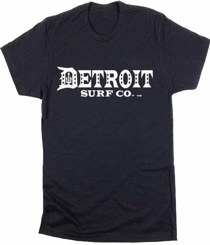 Detroit Surf Co. City Warrior logo T-Shirt - Detroit Surf Co. - 1