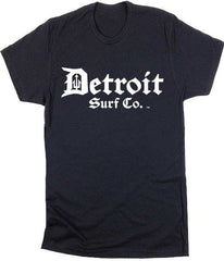 Detroit Surf Co. Classic logo T-Shirt - Detroit Surf Co. - 5