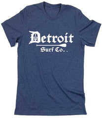 Detroit Surf Co. Paddle logo T-Shirt - Detroit Surf Co. - 2