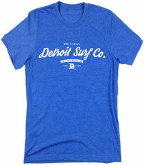 Detroit Surf Wear logo T-Shirt - Detroit Surf Co. - 4