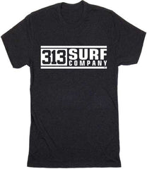 313 Surf Co. logo T-Shirt - Detroit Surf Co. - 5