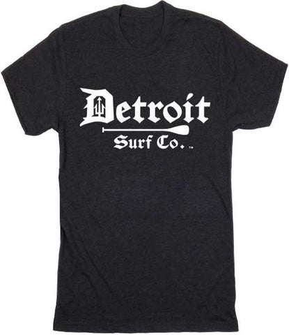 Detroit Surf Co. Paddle logo T-Shirt - Detroit Surf Co. - 1