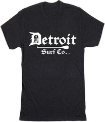 Detroit Surf Co. Paddle logo T-Shirt - Detroit Surf Co. - 4