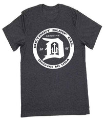 Circle logo T-Shirt - Detroit Surf Co. - 4