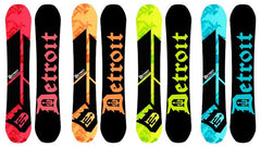 2016 All Mountain/Park Reverse Camber Snowboards - Detroit Surf Co. - 1