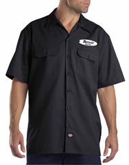 Embroidered Dickies Work Shirt - Detroit Surf Co. - 3
