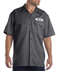 Embroidered Dickies Work Shirt - Detroit Surf Co. - 5