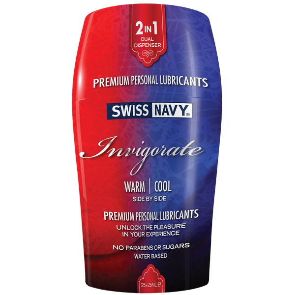 Swiss Navy Invigorate 2in1 Lubricant