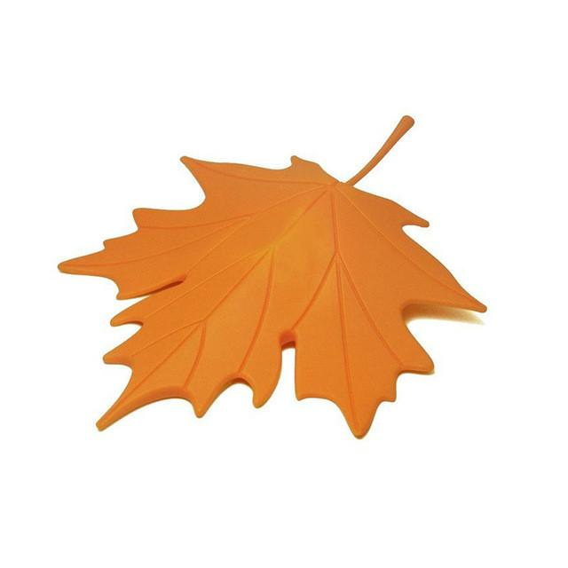 AUTUMN MAPPLE LEAF DOOR STOPPER