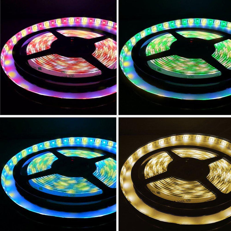 COLOR CHANGING LEDS LIGHT STRIP