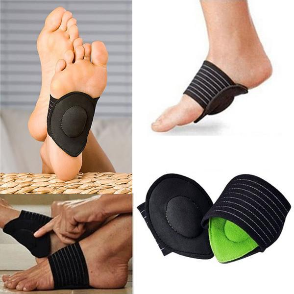 Cushioned Arch Foot Support