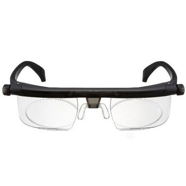 DialVison Instant 20/20 Adjustable Glasses