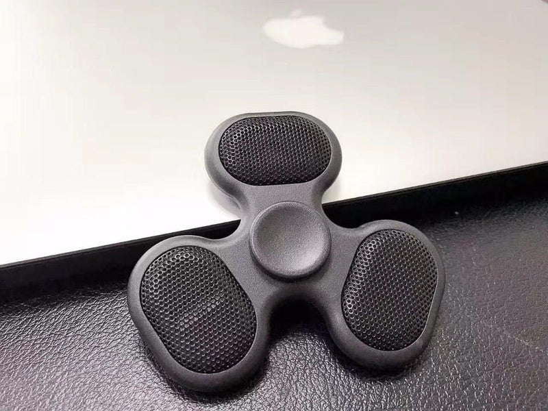 Fidget Spinner Bluetooth Speaker
