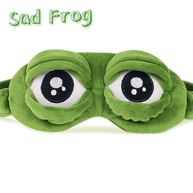 Frog Eye Sleeping Mask