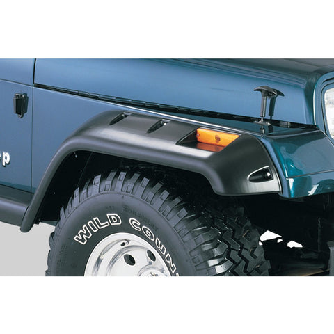1988-1999 Chevy GMC C1500 C2500 C3500 Cut-Out Style Fender Flare - Front