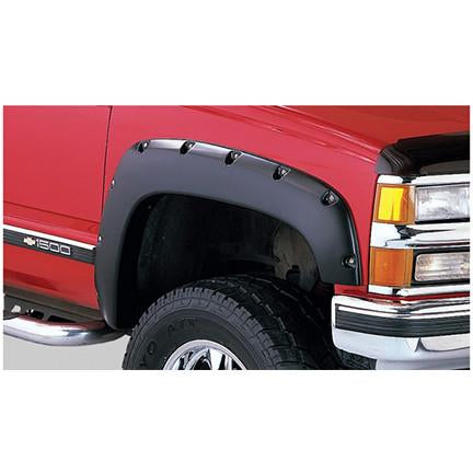 1988-1999 Chevy GMC C1500 C2500 C3500 Pocket Style Fender Flare - Front/Rear Kit