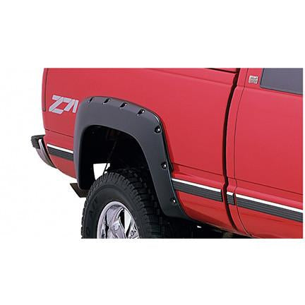 1988-1999 Chevy GMC K1500 K2500 K3500 Pocket Style Fender Flare - Front/Rear Kit