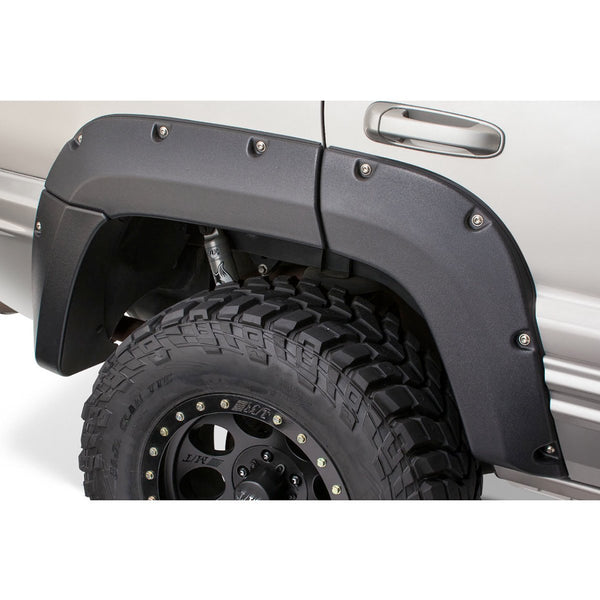 1999-2004 Jeep Grand Cherokee WJ Cut-Out Style Fender Flare - Front/Rear Kit