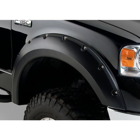 2004-2008 Ford F150 Pocket Style Fender Flare - Front/Rear Kit