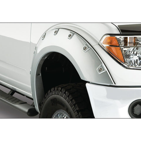 2005-2012 Nissan Frontier Pocket Style Fender Flare - Front/Rear Kit