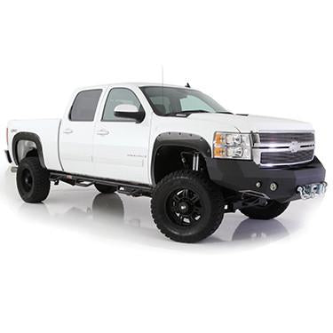 2007-2013 Chevy Silverado 1500 M1 Style Fender Flare 6.5' & 8' Bed- Front/Rear Kit