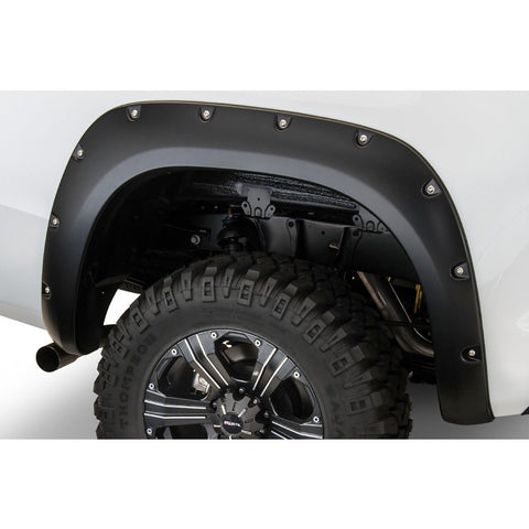 2007-2013 Toyota Tundra Pocket Style Fender Flare - Front/Rear Kit