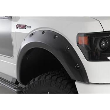 2009-2014 Ford F150 M1 Style Fender Flare - Front/Rear Kit