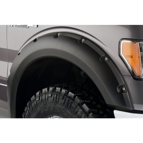2009-2016 Ford F150 Pocket Style Fender Flare - Front/Rear Kit