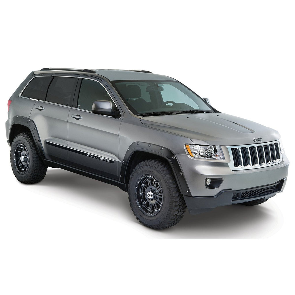 2011 2016 jeep grand cherokee wk2 pocket style fender flare front rear kit 2011 Jeep Grand Cherokee Spark Plugs