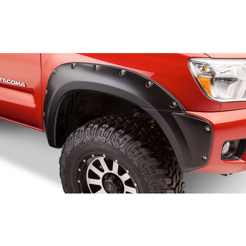 "2012-2015 Toyota Tacoma Pocket Style Fender Flare 60.3"" bed - Front/Rear Kit"