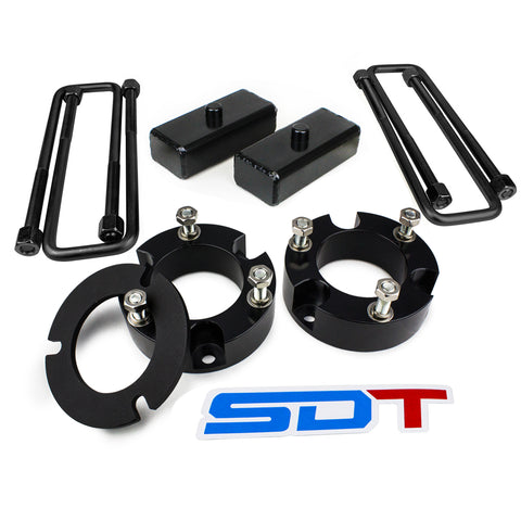 2005-2018 Toyota Tacoma Full Leveling Lift Kit 2WD 4WD includes additional Lean Spacer
