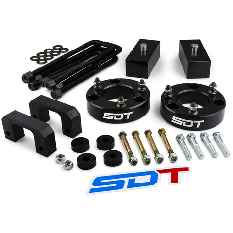 2007-2018 Chevy Silverado 1500 4WD Full Lift Leveling Kit with Differential Drop