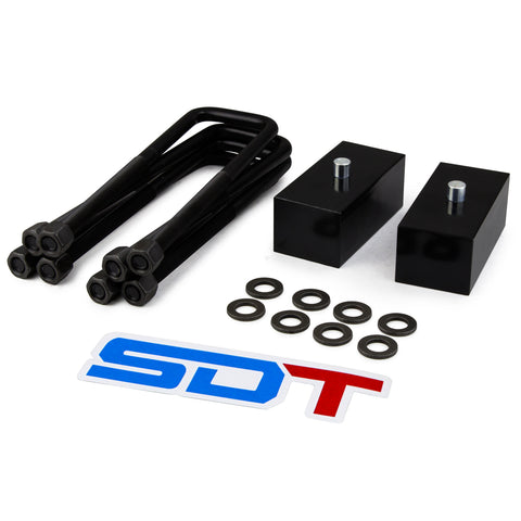 2005-2020 Nissan Frontier 2WD 4WD Rear Lift Kit