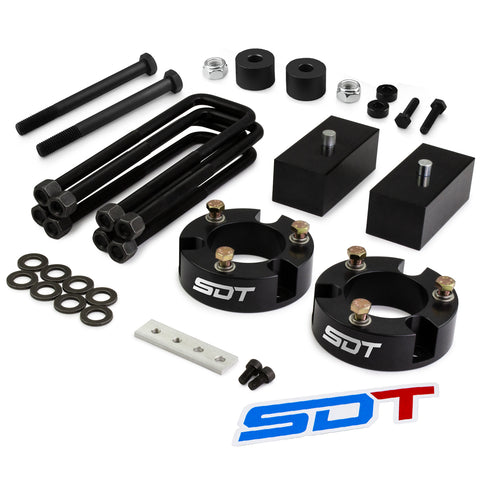 1999-2006 Toyota Tundra Full Leveling Lift Kit 2WD 4WD with Diff Drop